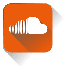 Soundcloud squared icon
