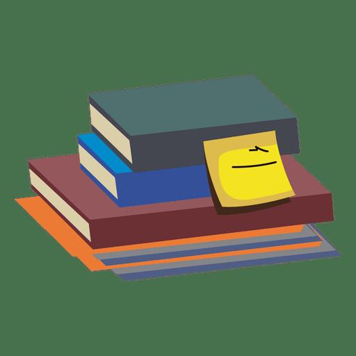 Pilha de livros Transparent PNG