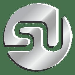 Stumbleupon silver icon
