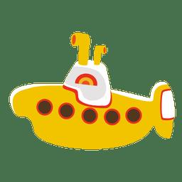 Brinquedo submarino