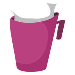 jarra de azúcar