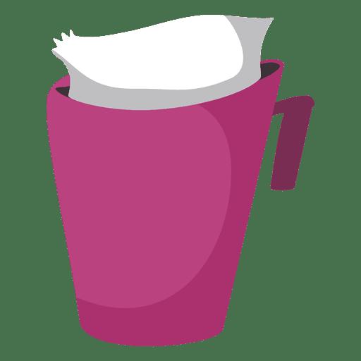 Sugar jug Transparent PNG