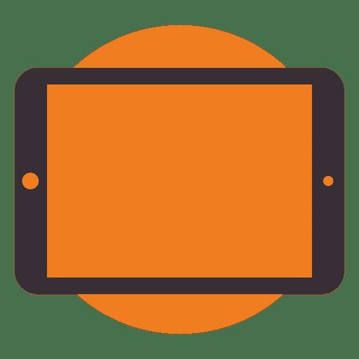 Quadro redondo da tabuleta Transparent PNG
