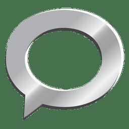 Technorati silver icon