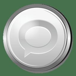 Icono de plata de Technorati