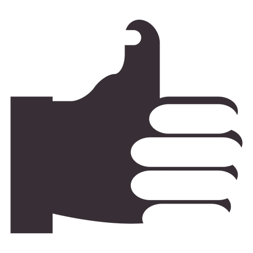 Thumbs up like icon - Transparent PNG & SVG vector