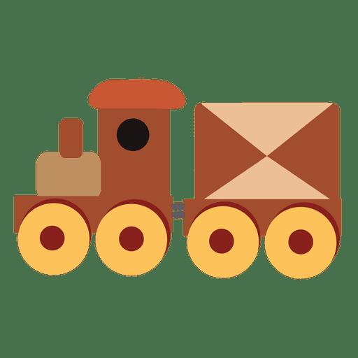 Tren de juguete Transparent PNG