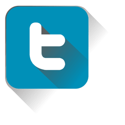 Twitter squared icon
