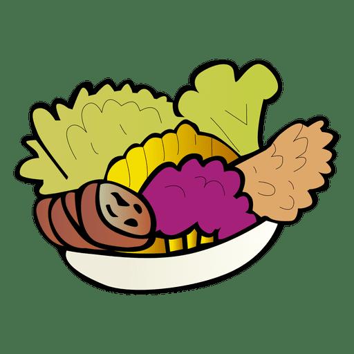 Dibujos Animados De Vegetales Descargar Pngsvg Transparente