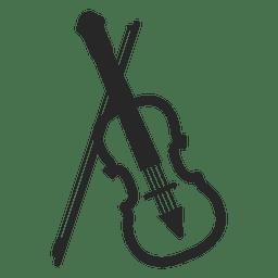 Icono de violín