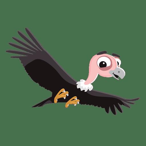 Desenho de abutre