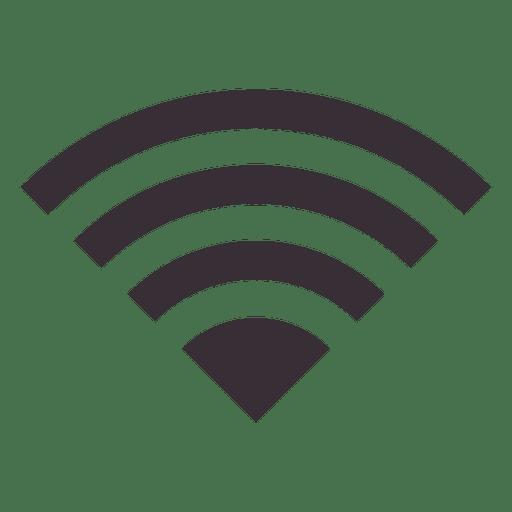 Icono de wifi - Descargar PNG/SVG transparente