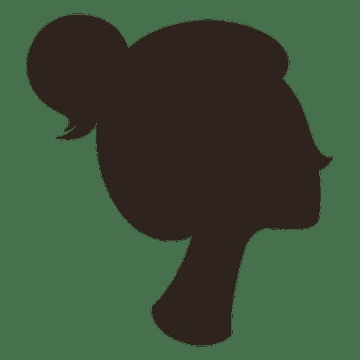 Desenho De Rosto De Mulher 3 Baixar Png Svg Transparente