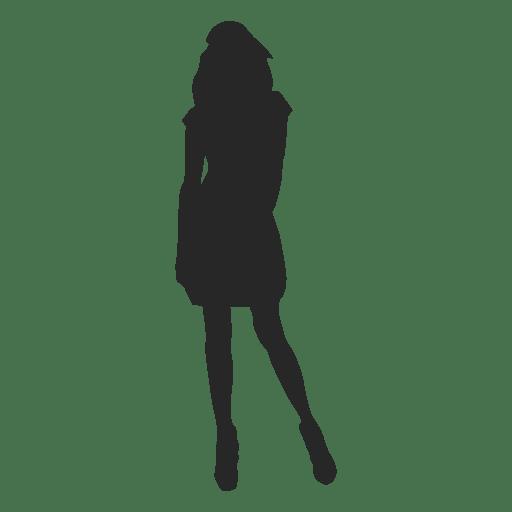 Woman posing fashion 3