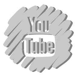 Youtube verzerrtes Symbol