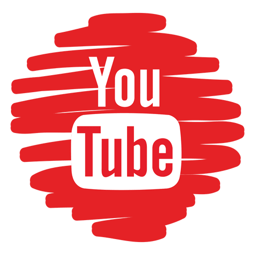 Image result for youtube logo round