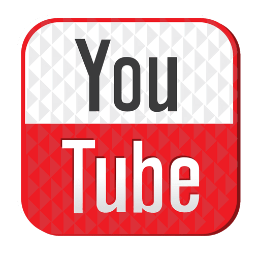 Youtube rubber icon transparent png svg vector youtube rubber icon transparent png reheart Image collections