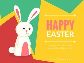 fabricante de diseño feliz Pascua