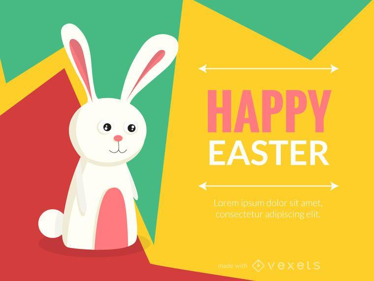 Happy Easter design maker