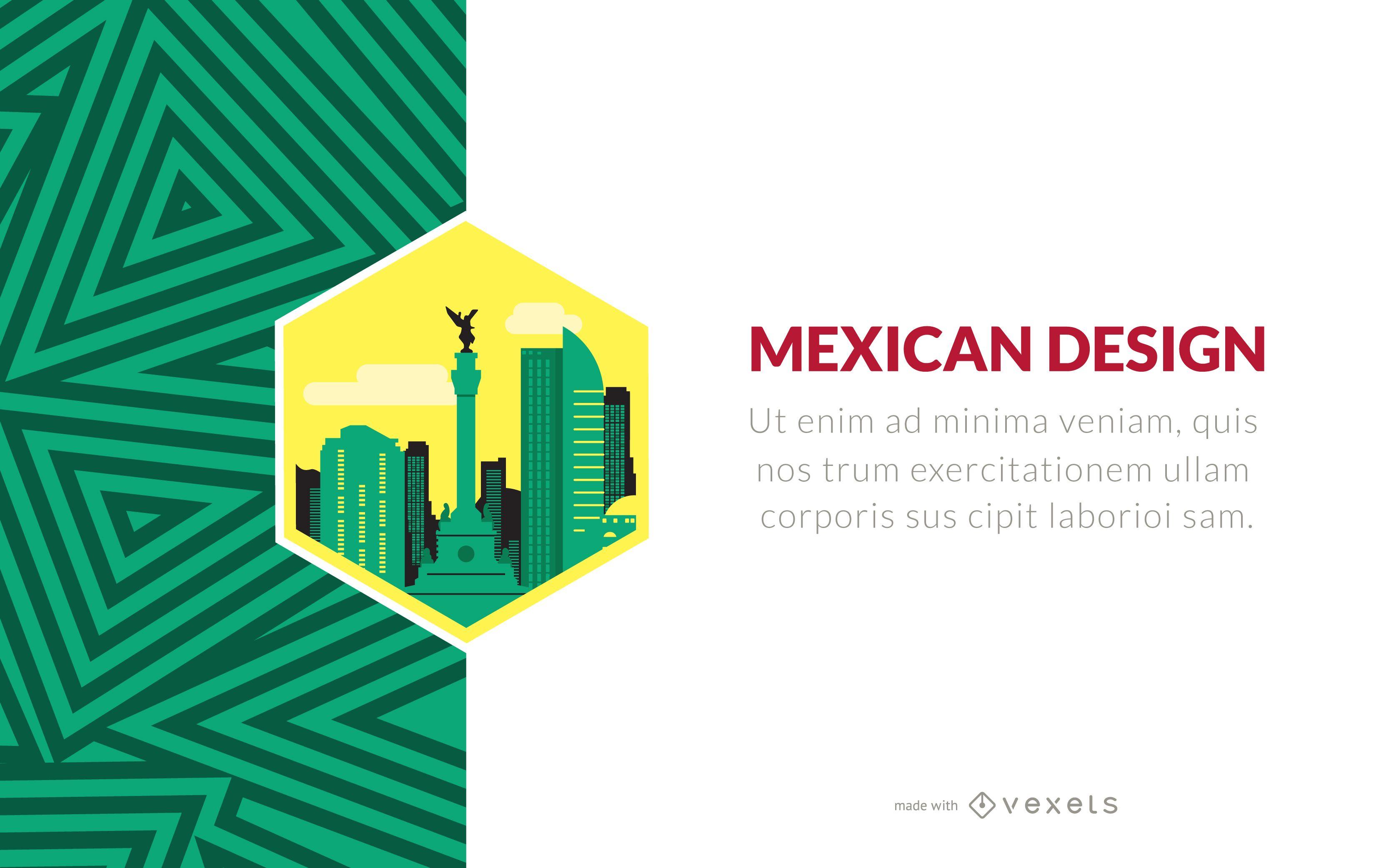 Mexican design maker design