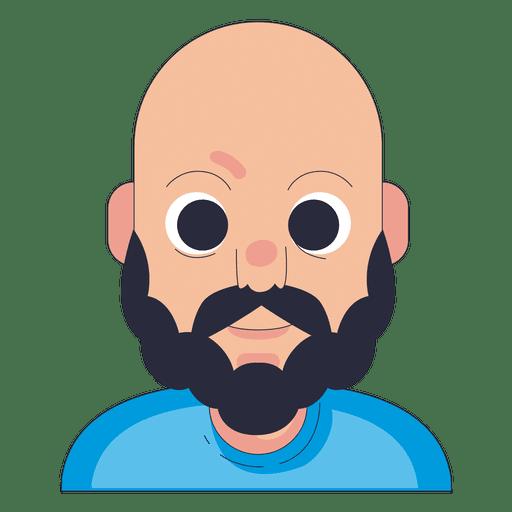 Resultado de imagen de hombre bigote png