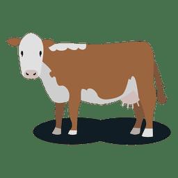 Kuhfleisch Tier