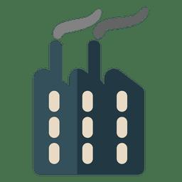economía chimeneas de las fábricas