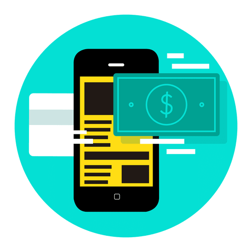 Mobile payment application smartphone