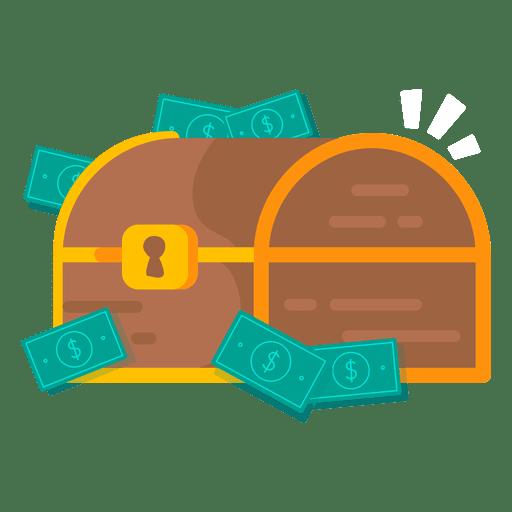 Dólar de poupança de dinheiro Transparent PNG