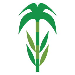 Plant green stem