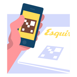 QR Code Scanner app móvel