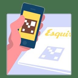 Qr code  Scanner  Mobile app