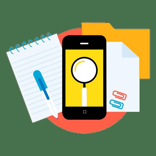 Buscar aplicaciones para teléfonos inteligentes Transparent PNG