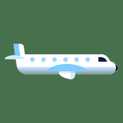 Vuelo de la aeronave