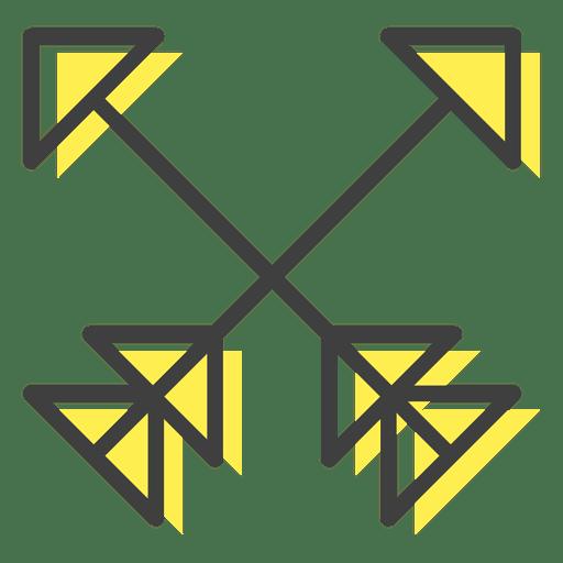 Arrows cupid amor Transparent PNG