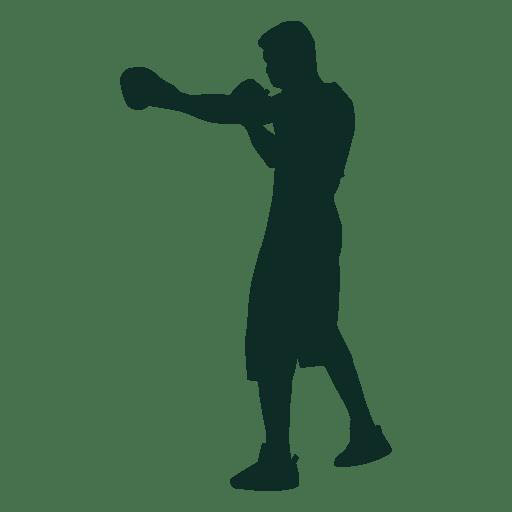 Boxing shadowboxing training