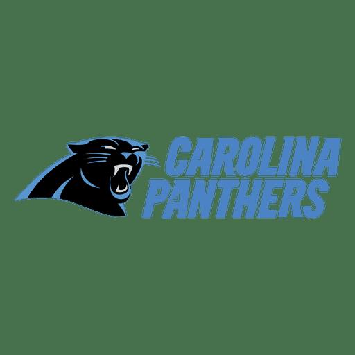 Carolina panthers american football Transparent PNG