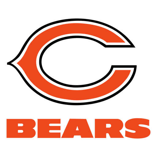 chicago bears american football transparent png svg vector rh vexels com chicago bears logo vector image chicago bears vector free