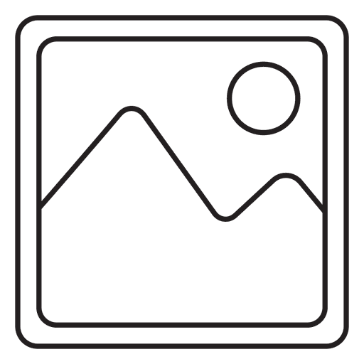 Clip art landscape icon picture