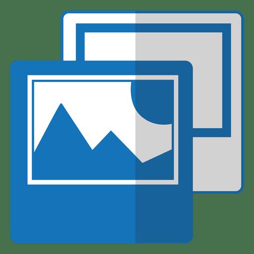 Clip art picture blue Transparent PNG