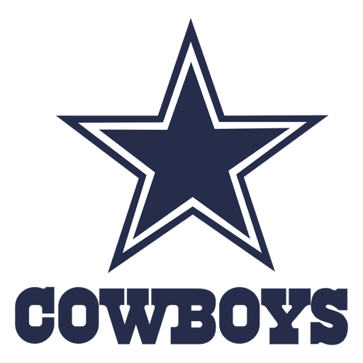 Dallas cowboys futebol americano Transparent PNG