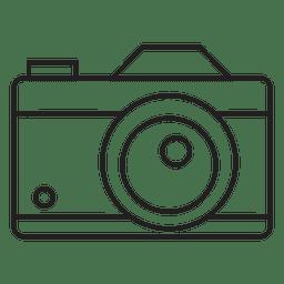 Cámara digital de fotos