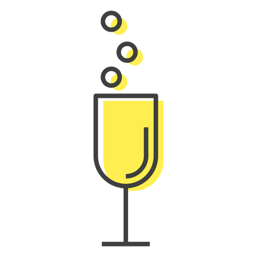 Drink glass champagne Transparent PNG