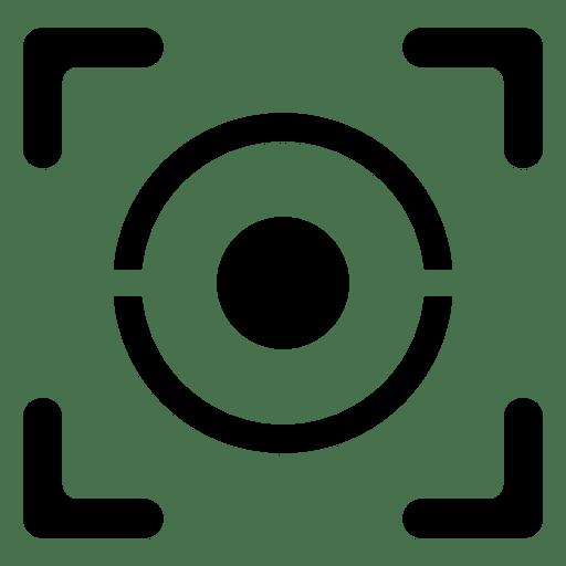 Ocular geométrica Transparent PNG
