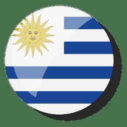 Bandeira país uruguai