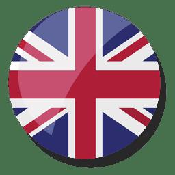 Grande guerra bandeira Grã-Bretanha