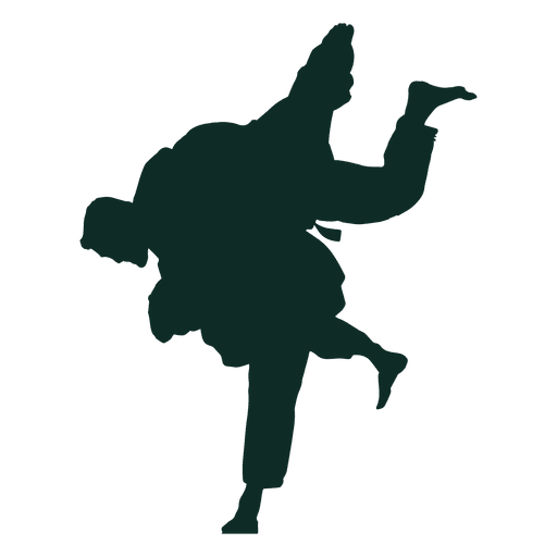 Judo throwing olympic sport Transparent PNG