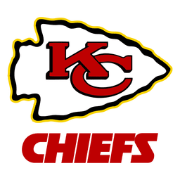 Jefes de Kansas kity de fútbol americano