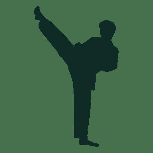 Karate front kick  Stretch