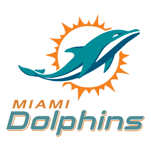 Fútbol americano de los delfines de miami